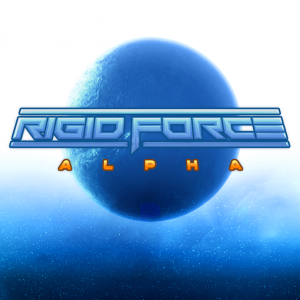 Rigid Force Alpha game logo